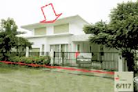 บ้านเดี่ยวหลุดจำนอง ธ.ธนาคารไทยพาณิชย์ ชลบุรี พนัสนิคม หน้าพระธาตุ